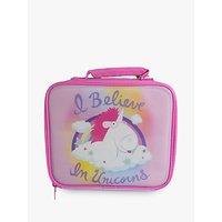 Despicable Me 3 Fluffy The Unicorn Children's Lunch Bag, Multi