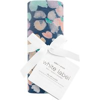 Aden + Anais White Label Silky Soft Swaddle Blanket, Pink/Multi