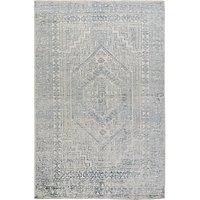 John Lewis & Partners Paloma Rug, Blue, L240 x W170 cm