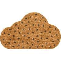 House by John Lewis Cloud Door Mat, Natural