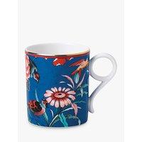 Wedgwood Paeonia Blush Mug, 210ml, Blue
