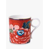 Wedgwood Paeonia Blush Mug, 210ml, Red