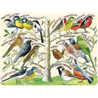 Emma Bridgewater Garden Birds Placemats, Set of 4