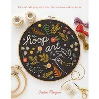Search Press Qaurto Hoop Art Embroidery Project Workbook