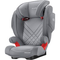 Recaro Monza Nova 2 Seatfix Group 2/3 Car Seat, Aluminium Grey