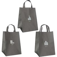 John Lewis & Partners Recycling Bags, Set of 3
