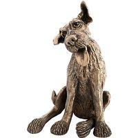 Frith Sculpture Clyde Terrier by Harriet Dunn, Bronze