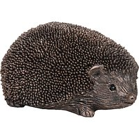 Frith Sculpture Wiggles Hedgehog by Jonathan Saunders, Bronze