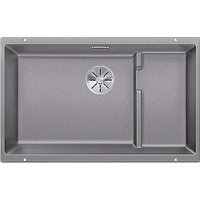 Blanco Subline 700 1.5 Bowl Undermounted Composite Granite Kitchen Sink with Left Hand Bowl