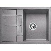 Blanco Metra 45 S Compact Reversible Single Bowl Composite Granite Kitchen Sink
