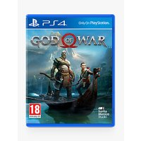 God of War, PS4