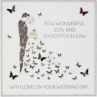 Five Dollar Shake Wedding Day Card