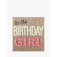 Caroline Gardner Birthday Girl Card