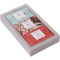 John Lewis & Partners Soap Gift Set, Set of 3