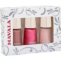 MAVALA Trio of Colours