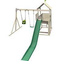 TP Toys Kingswood2 Tower Swing and Slide Complete Set