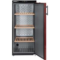 Liebherr WKr3211 Vinothek Freestanding Wine Cabinet, Black