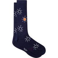 Paul Smith Sun Socks, One Size, Navy