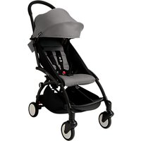 BABYZEN YOYO+ Pushchair, Grey/Black