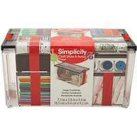 Simplicity Storage Container, Large