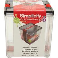 Simplicity Storage Container, Medium