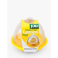 Joie Lemon Storage Pod, Clear/Yellow