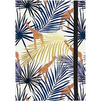 Fenella Smith Giraffe & Palm Notebook