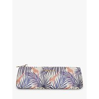 Fenella Smith Palm Pencil Case, Blue