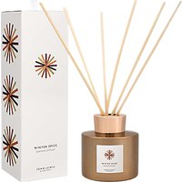 John Lewis & Partners Winter Spice Amber Diffuser, 120ml