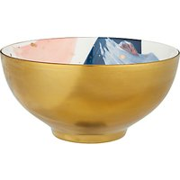 John Lewis & Partners Electria Bowl, 15.6cm, Gold/Multi