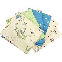 Peter Rabbit Fat Quarter Fabrics, Pack of 6, Multi
