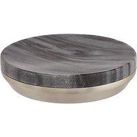John Lewis & Partners Dusk Marble Soap Dish