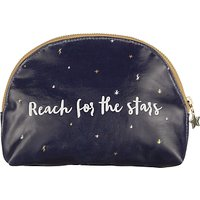 John Lewis & Partners Reach For The Stars Wash Bag