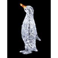 John Lewis & Partners Penguin LED Christmas Light