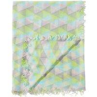 Pure Collection Ultra Soft Printed Scarf, Multi