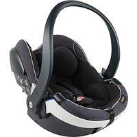 BeSafe iZi Go Modular i-Size Group 0+ Baby Car Seat, Midnight Black