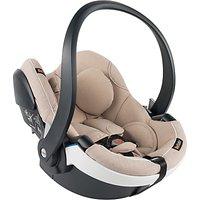 BeSafe iZi Go Modular i-Size Group 0+ Baby Car Seat, Brown