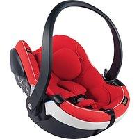 BeSafe iZi Go Modular i-Size Group 0+ Baby Car Seat, Bright Red