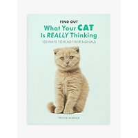 Allsorted What Is Your Cat Thinking Book