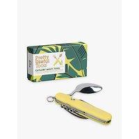 Pretty Useful Tools Cutlery Multi Tool, Sunrise Yellow