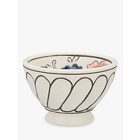 Molly Hatch Flower Tidbit Bowl, Multi, Dia.3.3cm
