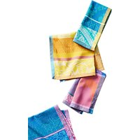 Anthropologie Florita Napkins, Assorted, Set of 4
