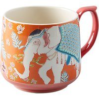 Anthropologie Paige Gemmel Elephant Mug, 429ml