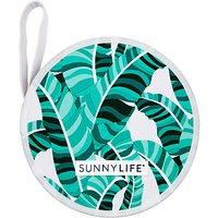 Sunnylife Banana Palm Print Picnic Set