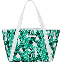 Sunnylife Banana Palm Print Cooler Tote Bag