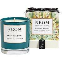 Neom Precious Moment Candle, 185g