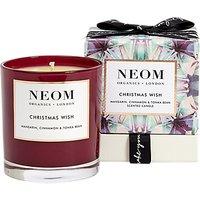 Neom Christmas Wish Candle, 185g