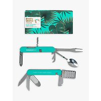 Pretty Useful Tools Kitchen Multi-Tool, Tropical Topaz