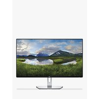 Dell S2419H Full HD Monitor, 24, Black / Silver