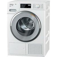 Miele TWF505WP Heat Pump Freestanding Tumble Dryer, 8kg Load, A+++ Energy Rating, White